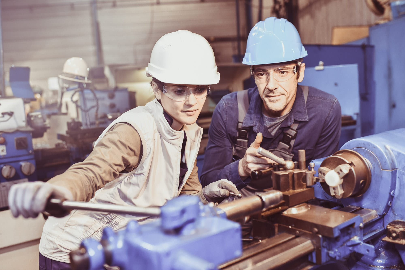 Work experience engineer trainee